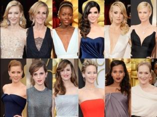 Oscars2014,Red Carpet, mcqueen-alexander-mcqueen-lupita-nyongo-rochii