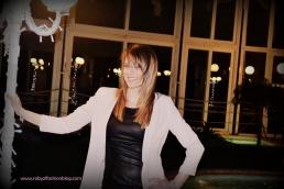 robyzl,serendipity,fashionblog,hm,leather dress,pennyblack,style
