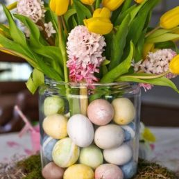 easter, decoration, robyzl, flower
