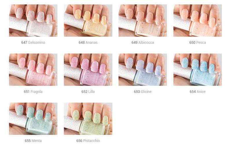 kiko cupkace,nails,robyzl,serendipity,varianti