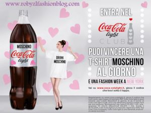coca cola-light-moschino-robyzl-serendipity-fashion-style